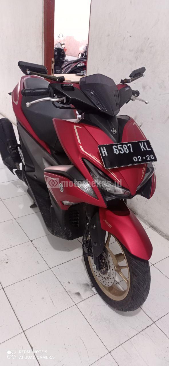 YAMAHA AEROX 155 ABS 813 motorbekas.id