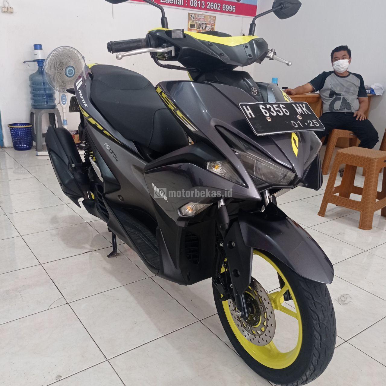 YAMAHA AEROX 155  769 motorbekas.id