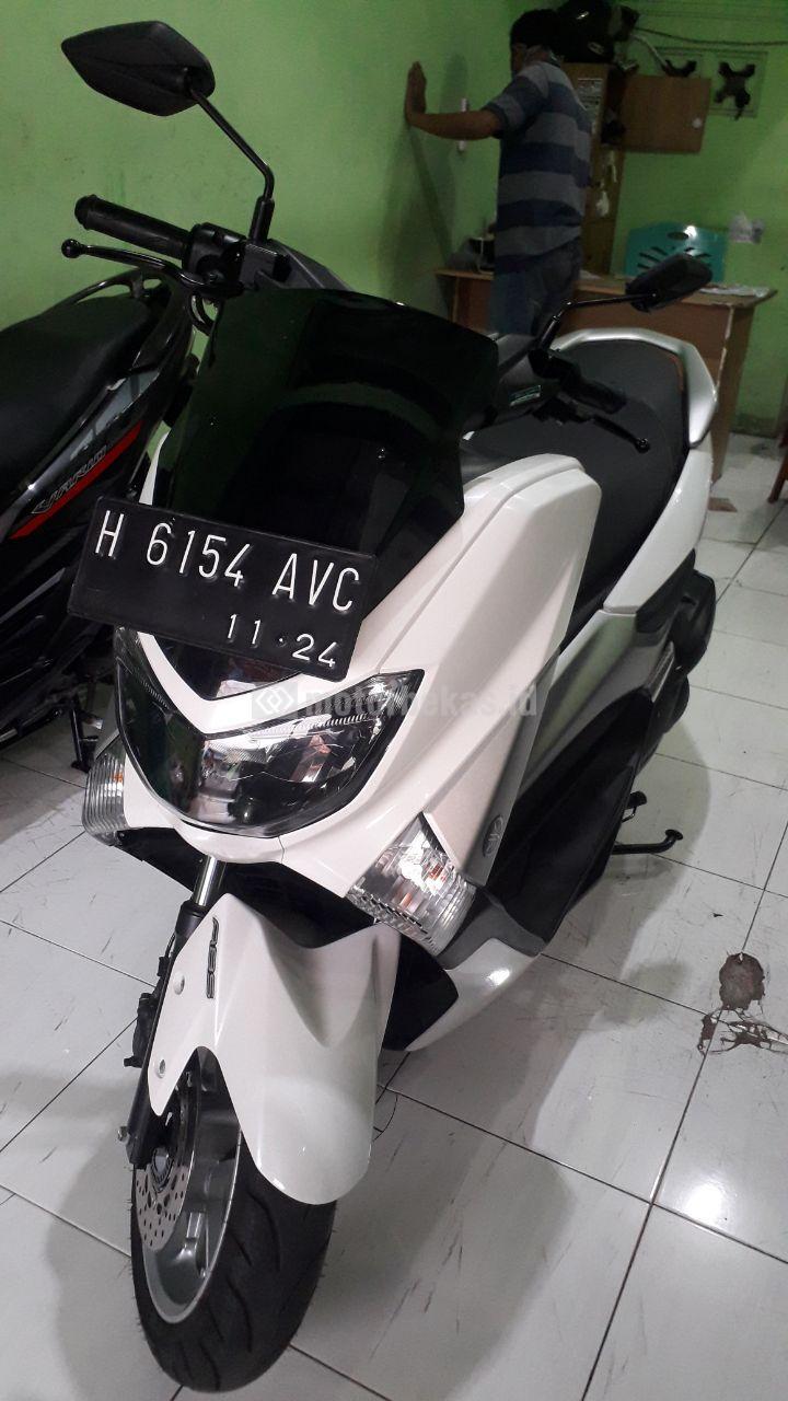 YAMAHA NMAX ABS 823 motorbekas.id