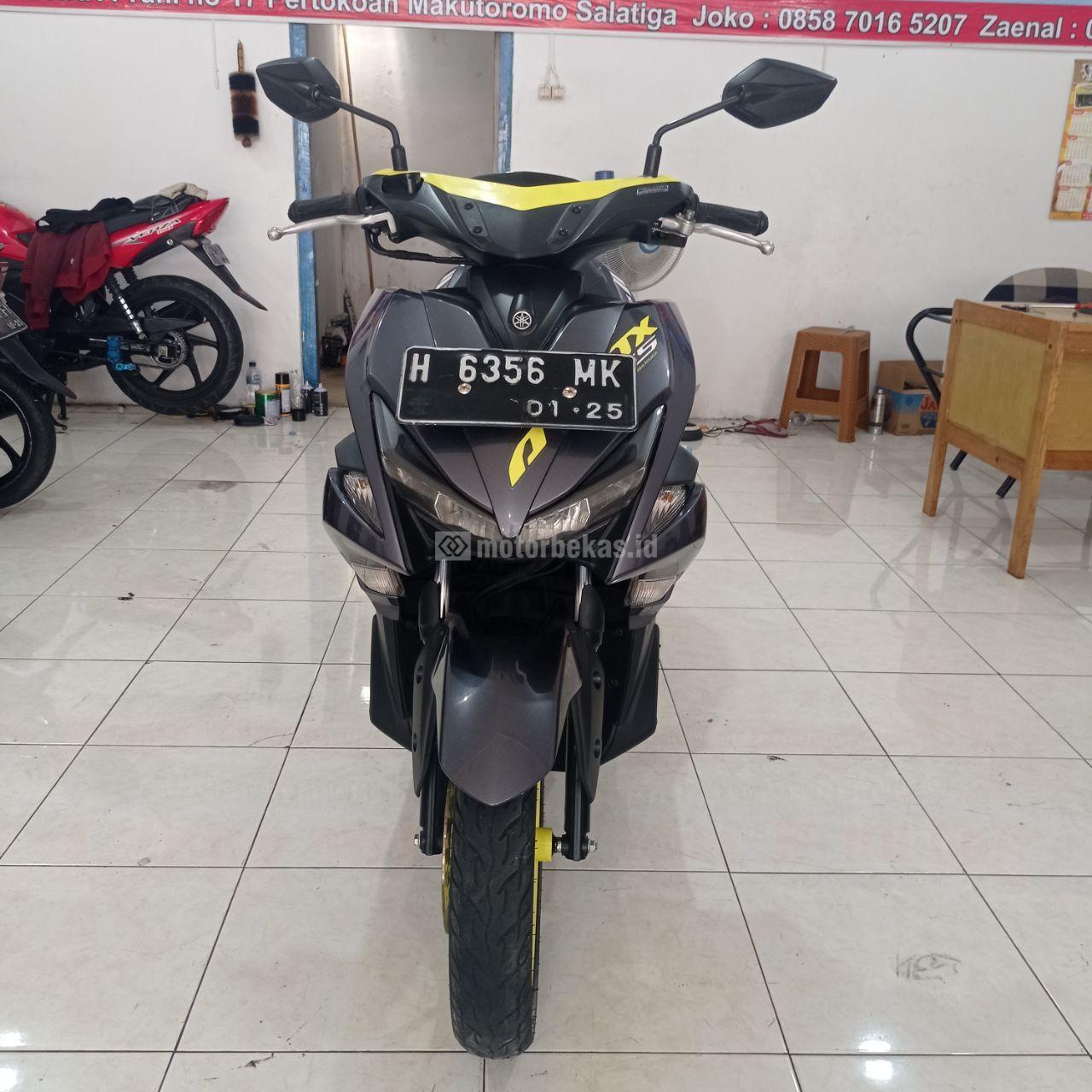 YAMAHA AEROX 155  768 motorbekas.id