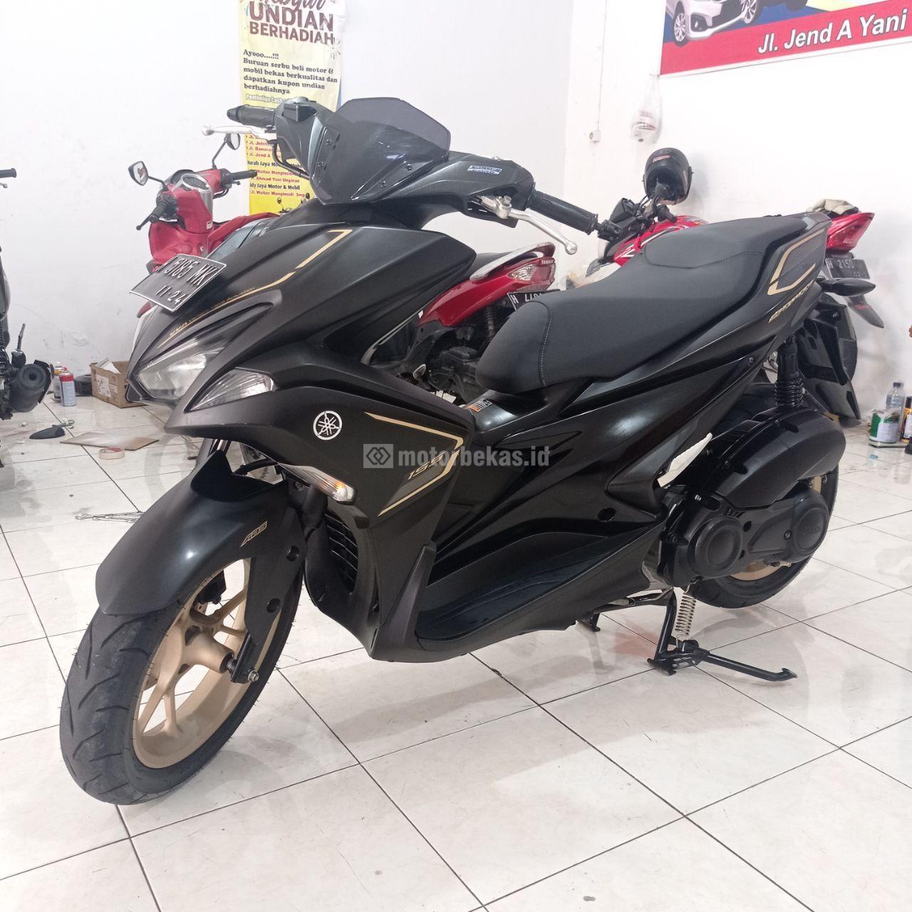 YAMAHA AEROX 155 ABS 778 motorbekas.id
