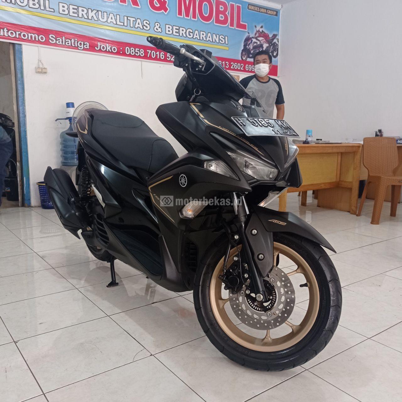 YAMAHA AEROX 155 ABS 779 motorbekas.id