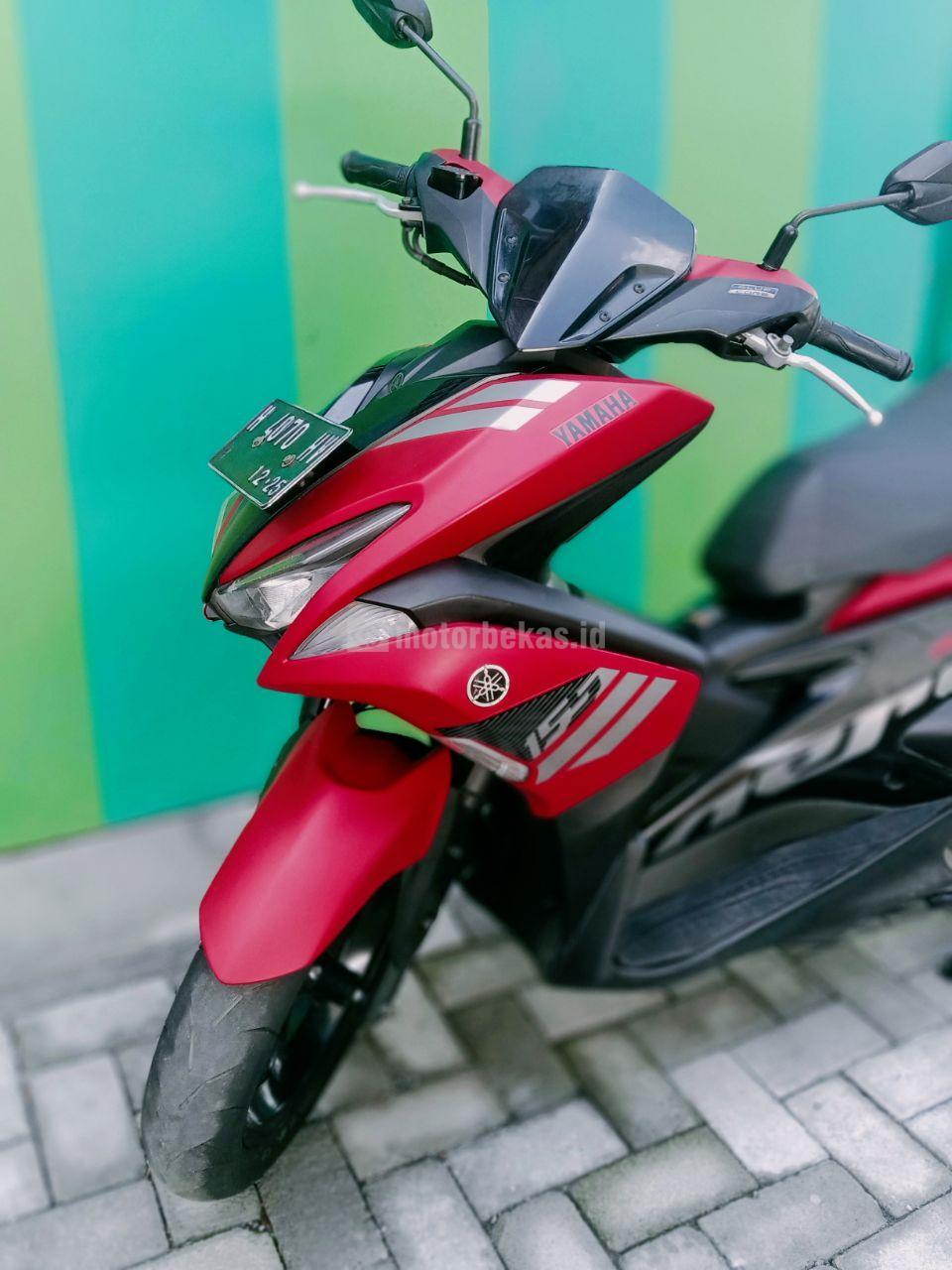 YAMAHA AEROX 155 FI 848 motorbekas.id