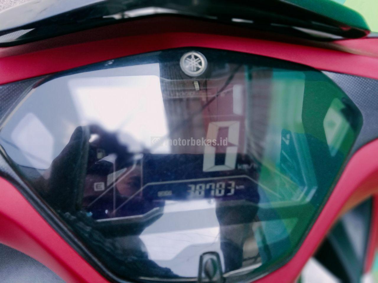 YAMAHA AEROX 155 FI 846 motorbekas.id