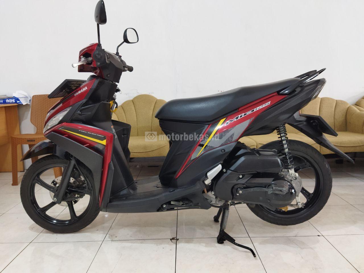 YAMAHA MIO M3 125  1061 motorbekas.id