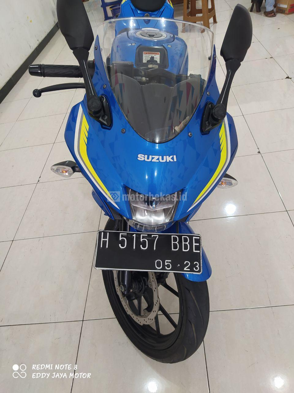 SUZUKI GSX 150R  1171 motorbekas.id