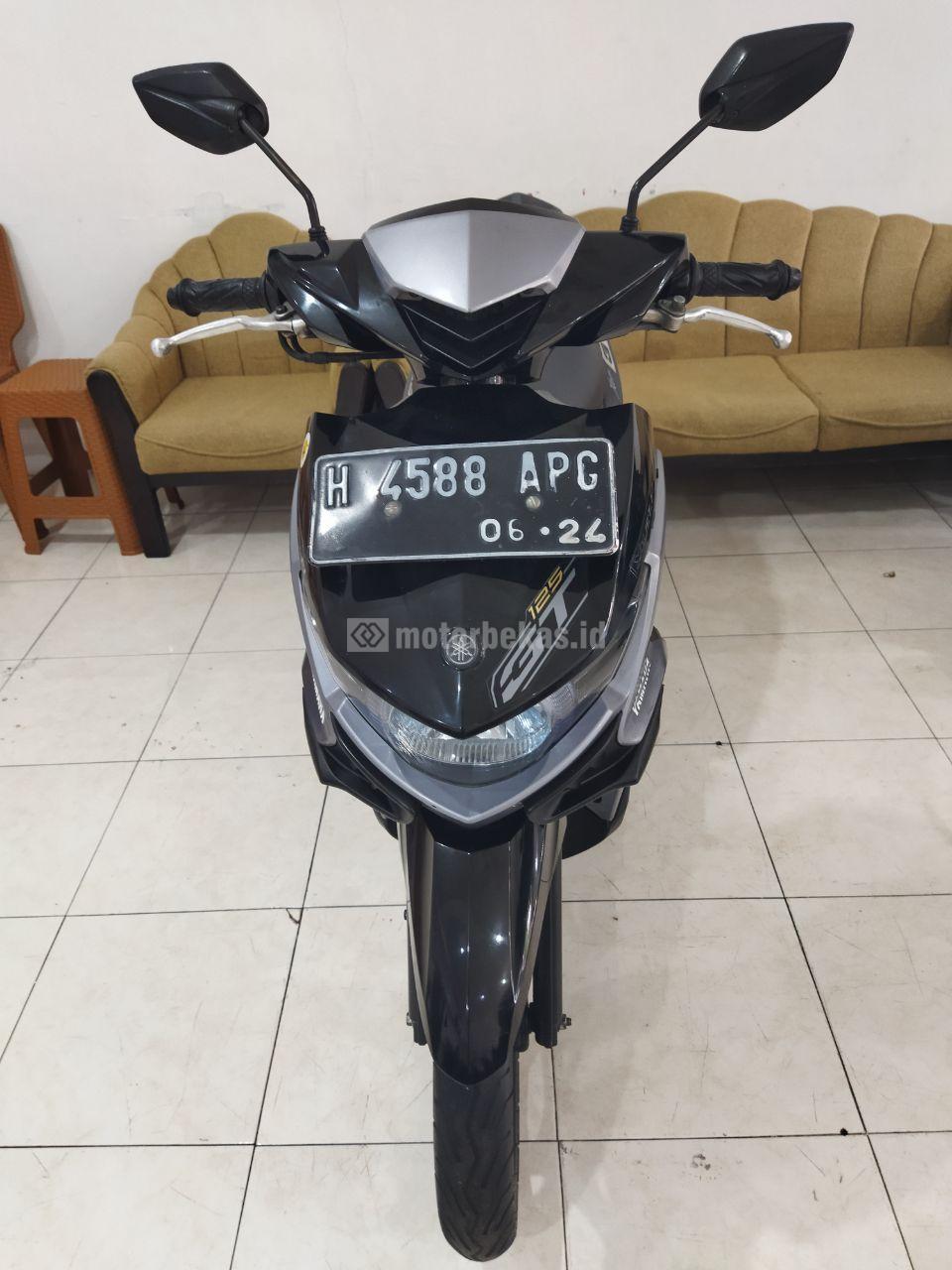 YAMAHA XEON GT 125 FI 1265 motorbekas.id