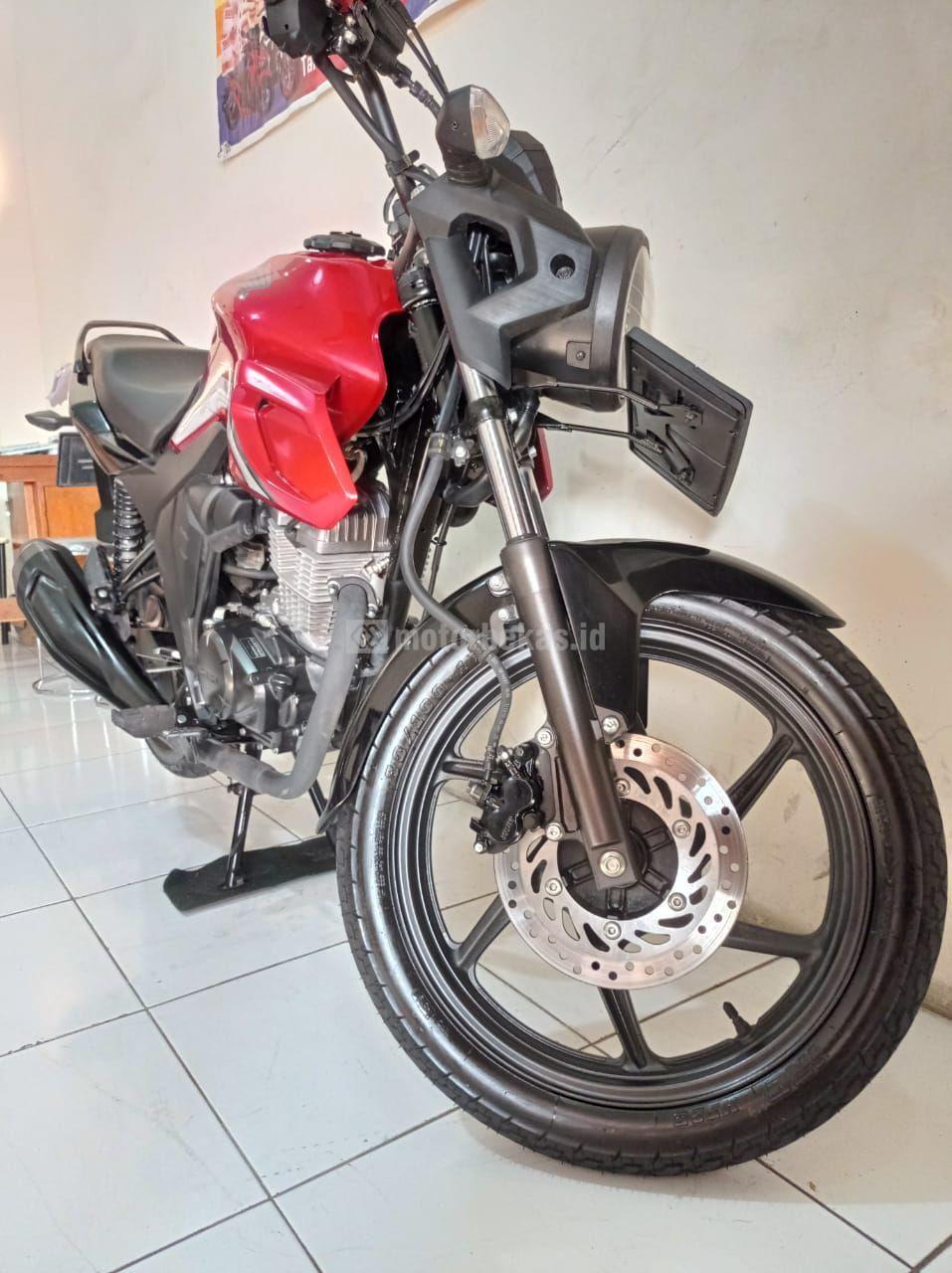 HONDA CB VERZA  1121 motorbekas.id