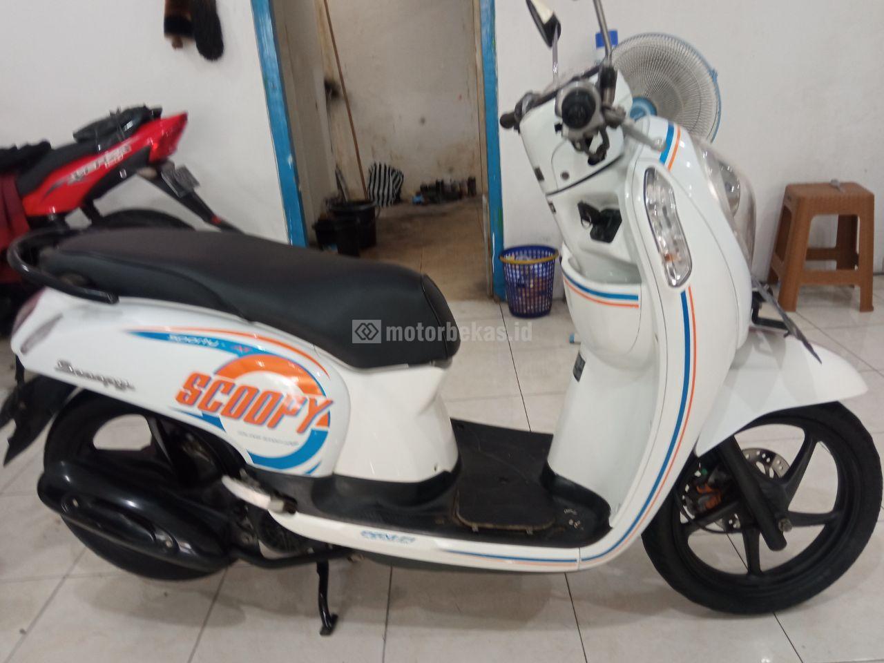 HONDA SCOOPY  1072 motorbekas.id