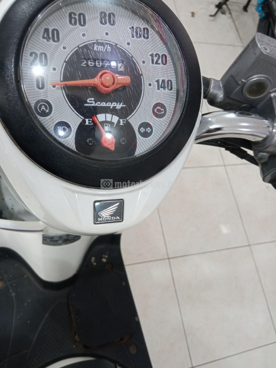 HONDA SCOOPY  1073 motorbekas.id