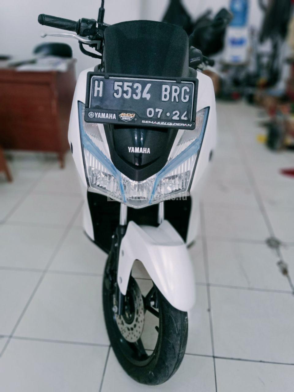 YAMAHA LEXI FI 956 motorbekas.id