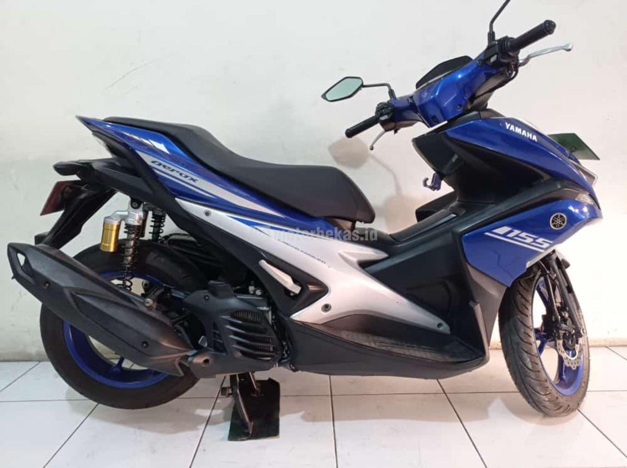YAMAHA AEROX 155R FI 1042 motorbekas.id