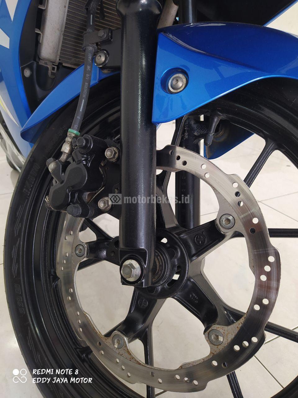 SUZUKI GSX 150R  1173 motorbekas.id