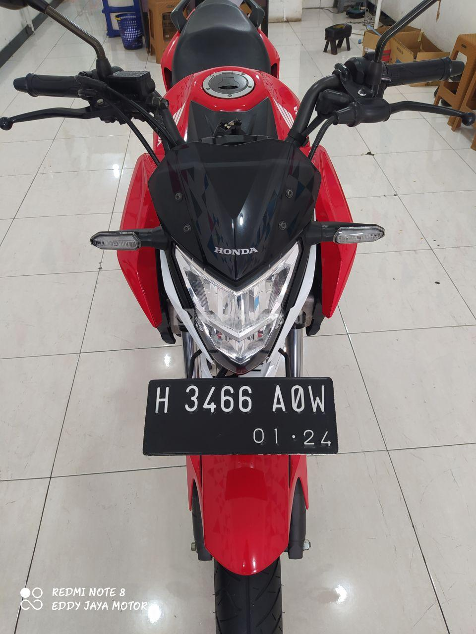 HONDA ALL NEW CB150R SE  1187 motorbekas.id