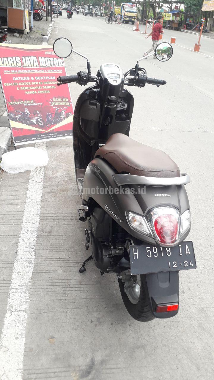 HONDA SCOOPY STYLISH 1020 motorbekas.id