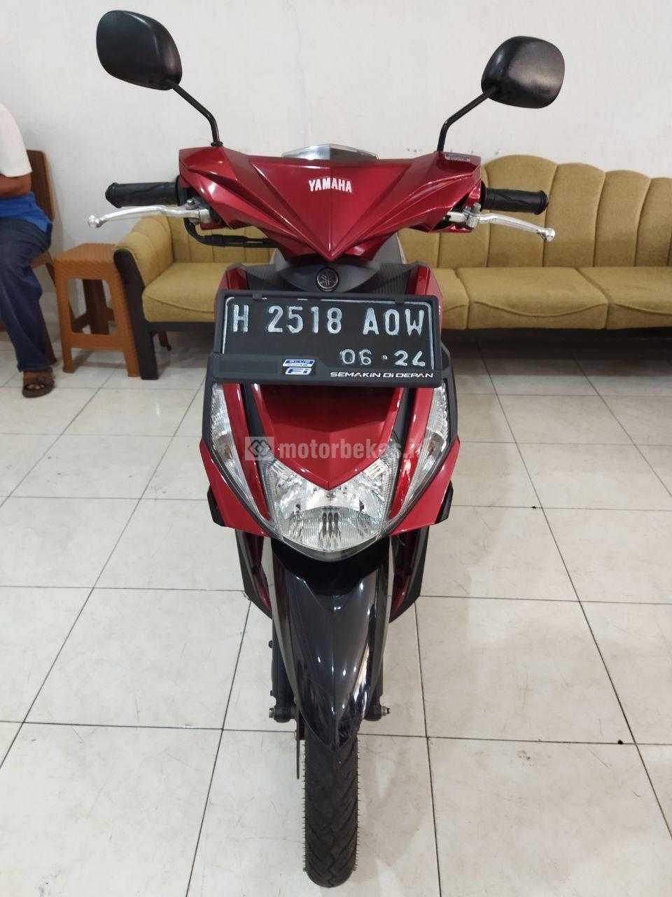 YAMAHA MIO M3 125  1060 motorbekas.id