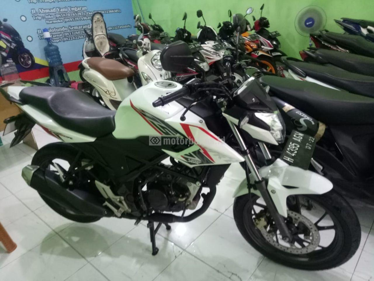 HONDA CB 150R  1107 motorbekas.id