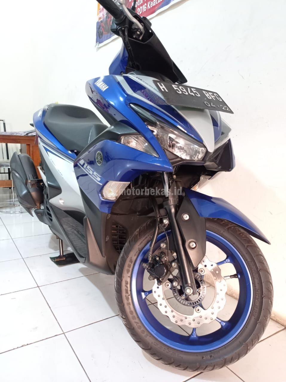 YAMAHA AEROX 155R FI 1041 motorbekas.id