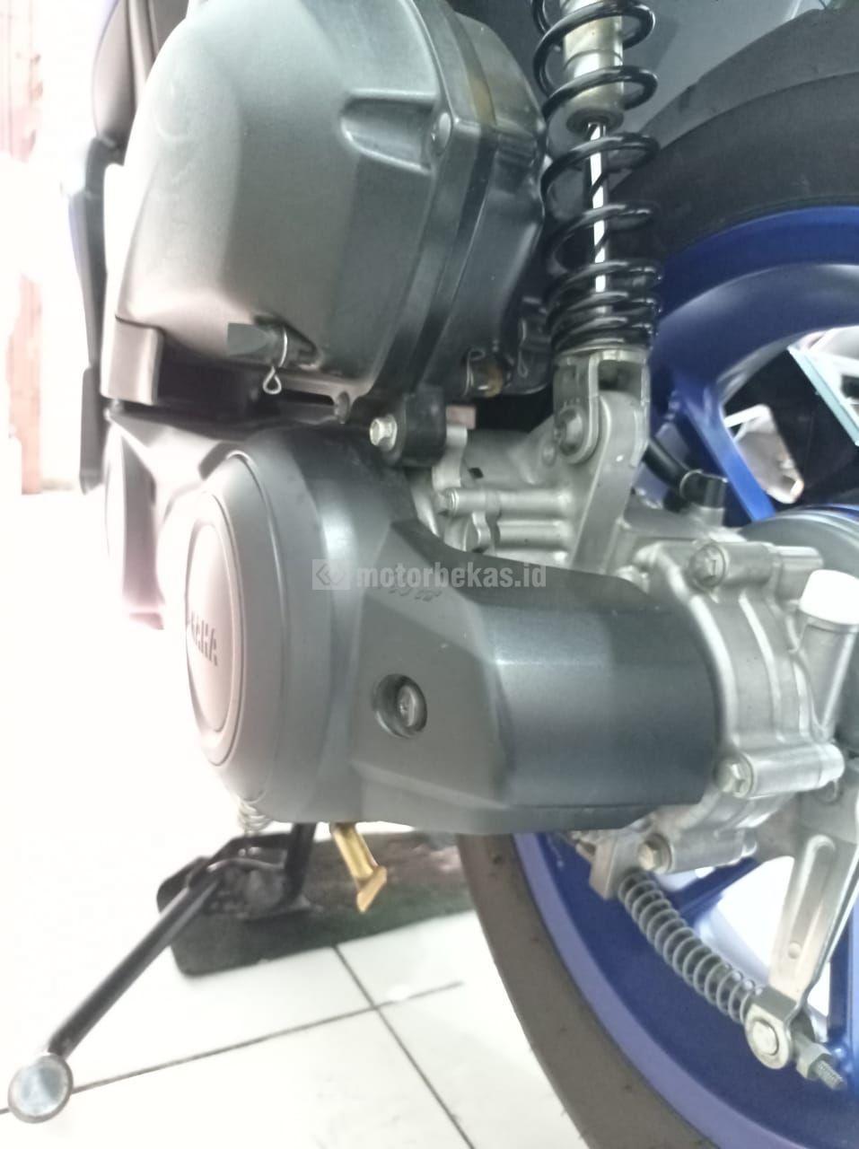 YAMAHA AEROX 155R FI 1043 motorbekas.id