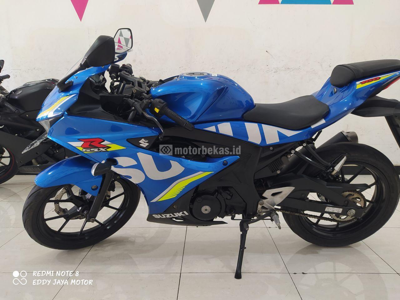 SUZUKI GSX 150R  1170 motorbekas.id