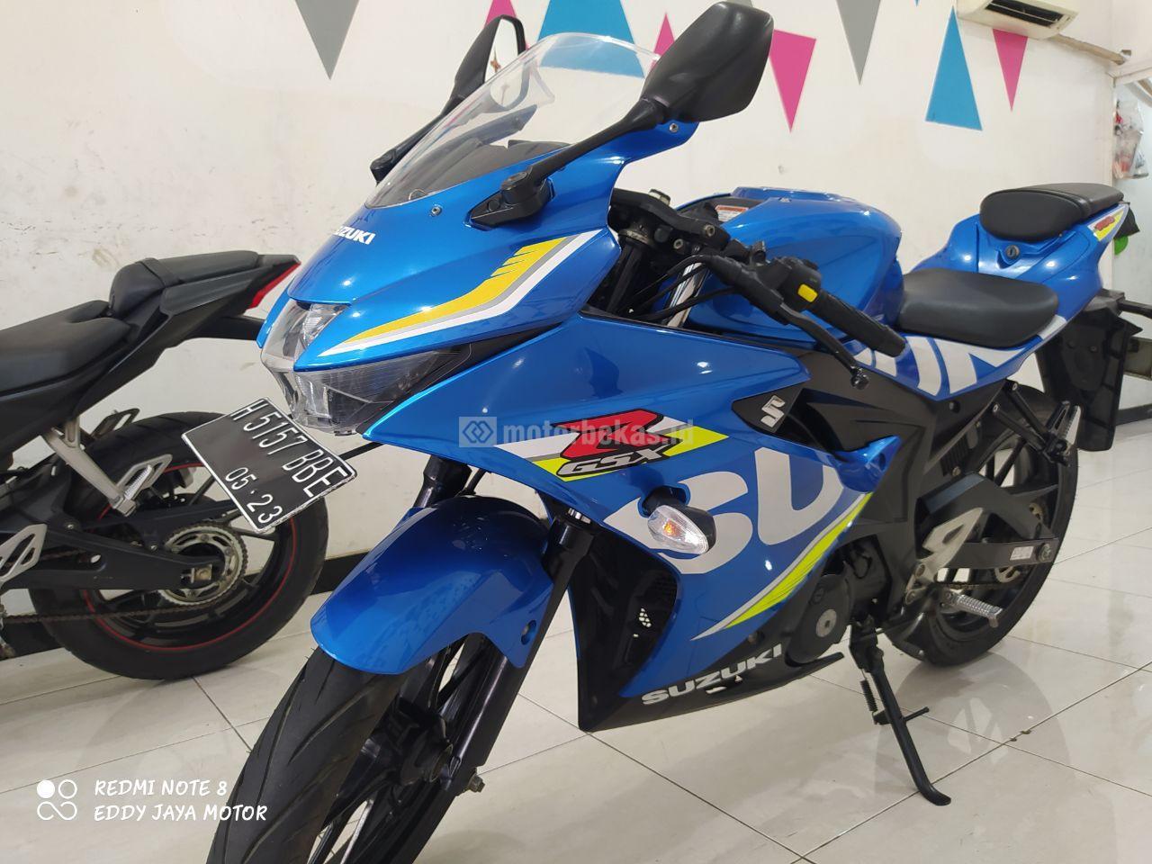 SUZUKI GSX 150R  1169 motorbekas.id