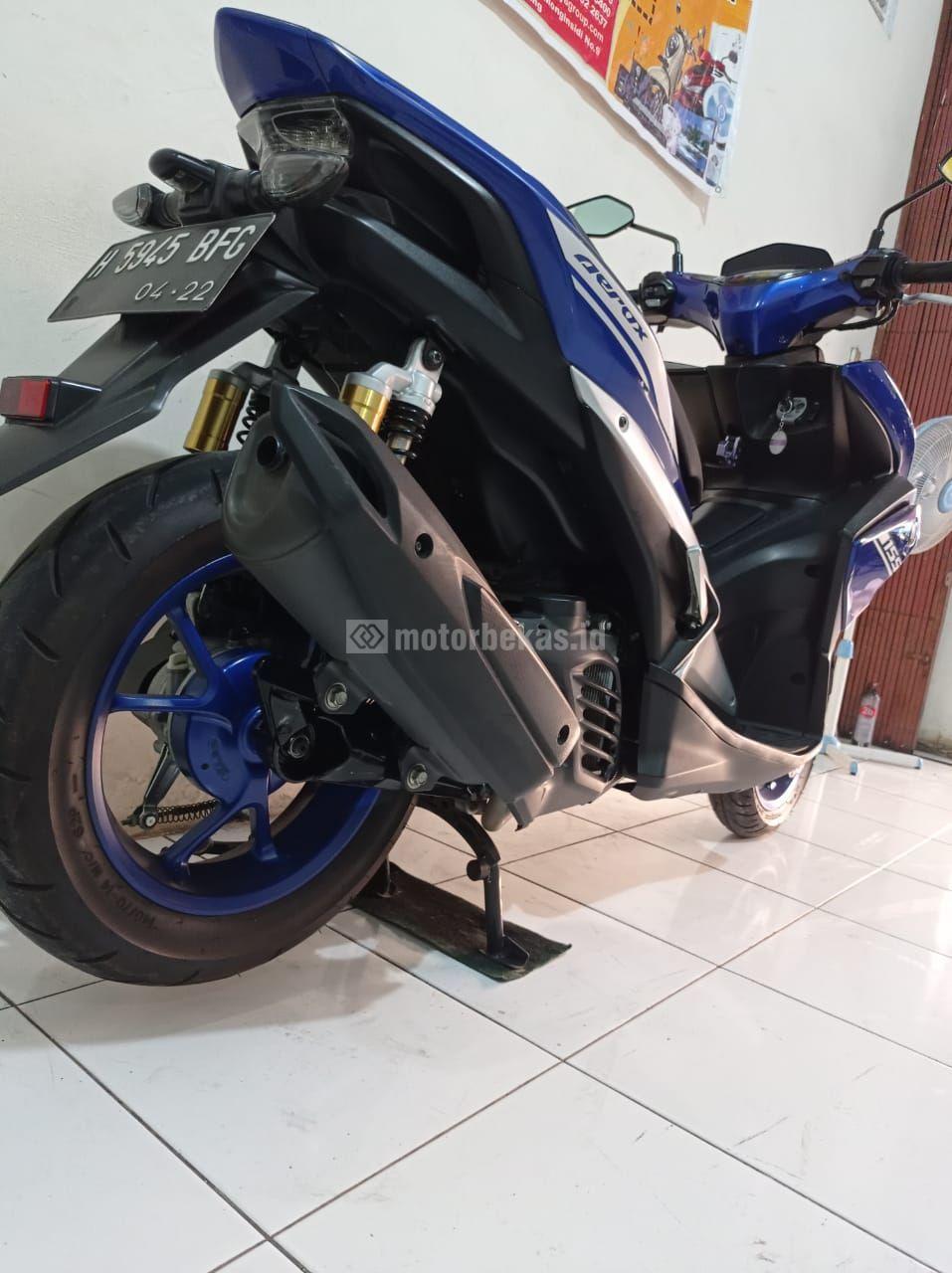 YAMAHA AEROX 155R FI 1044 motorbekas.id