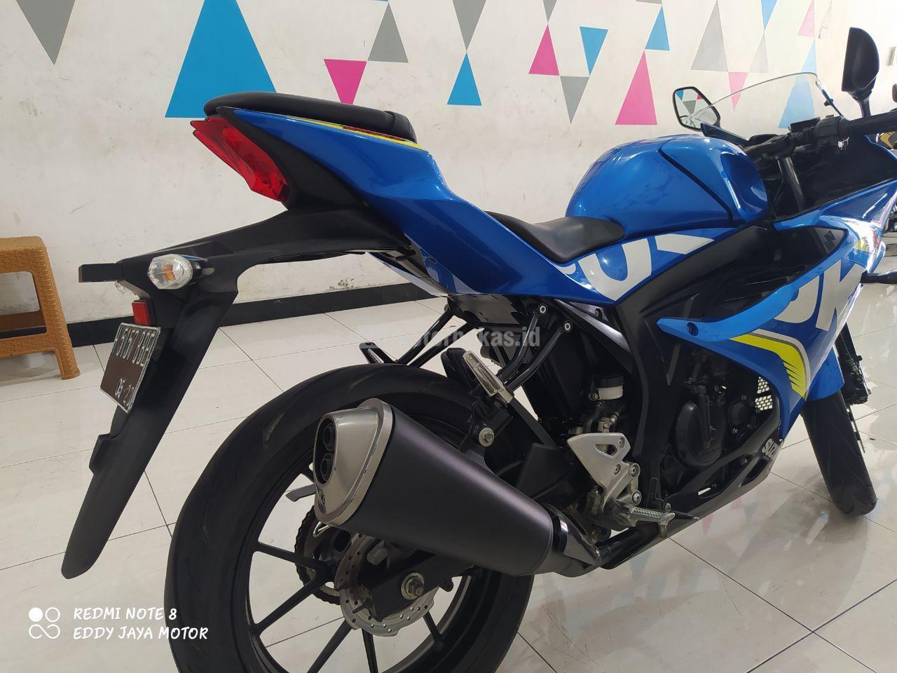 SUZUKI GSX 150R  1168 motorbekas.id