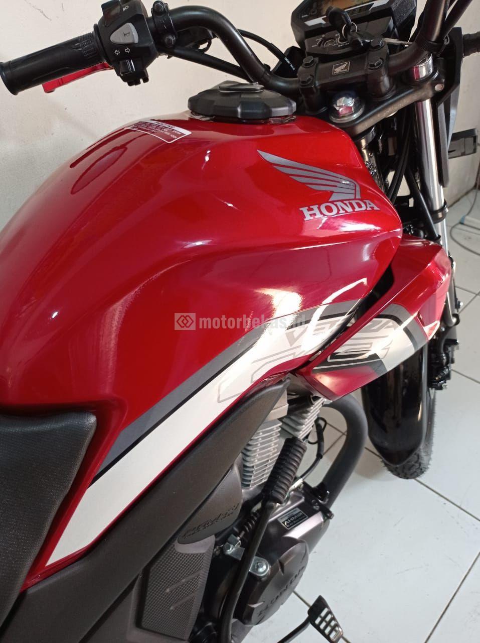 HONDA CB VERZA  1118 motorbekas.id