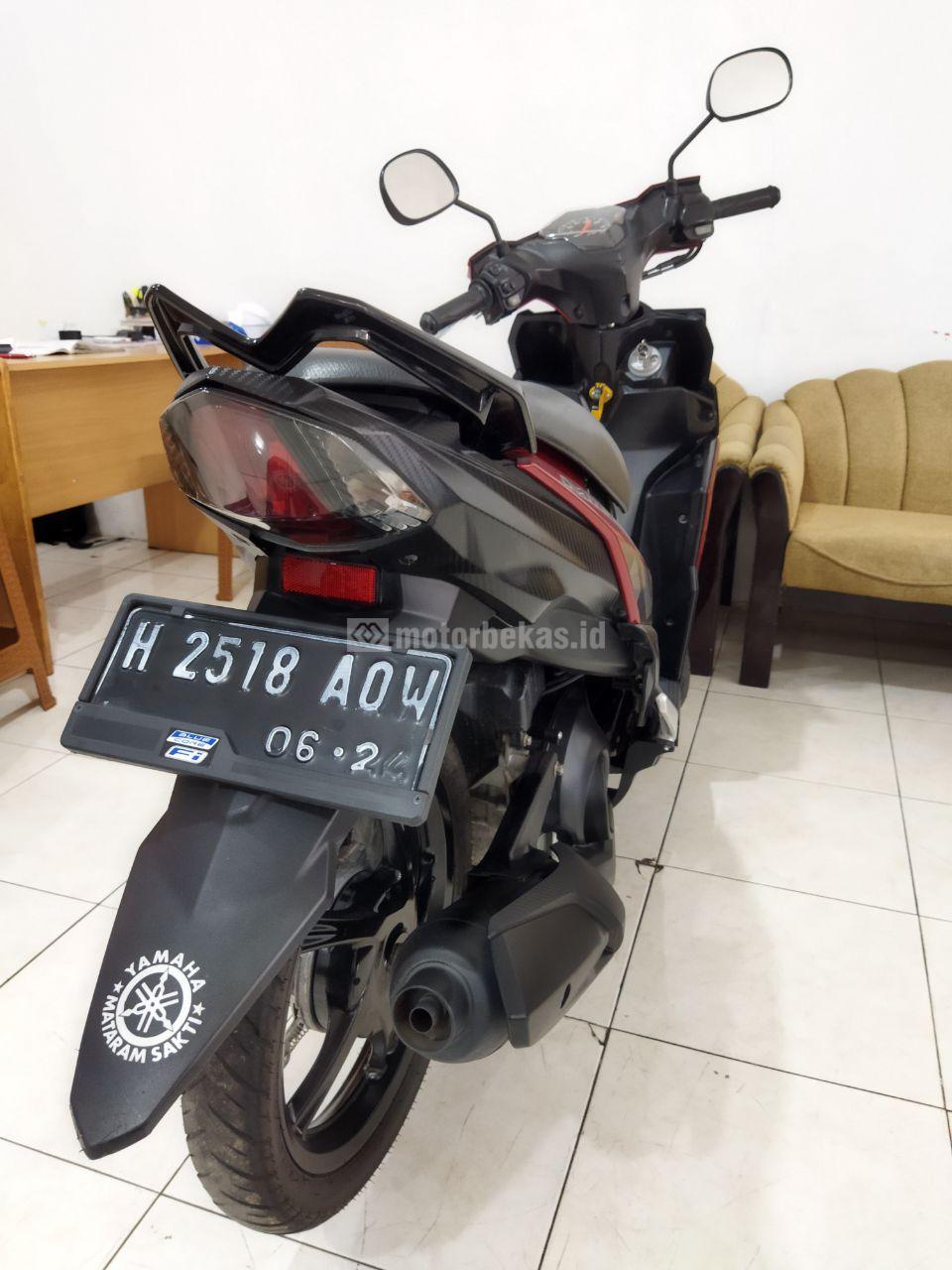 YAMAHA MIO M3 125  1066 motorbekas.id
