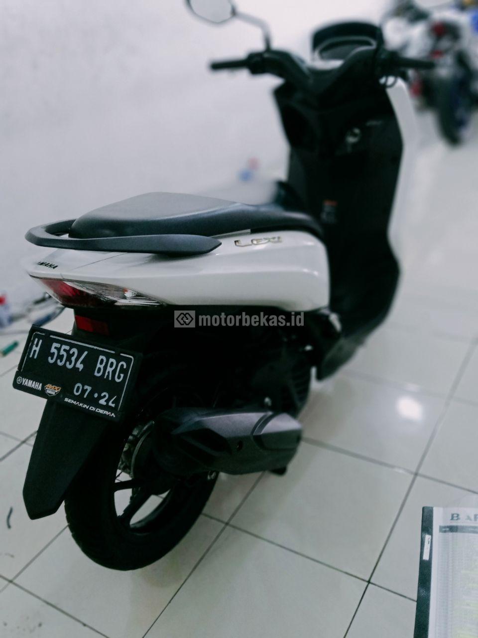 YAMAHA LEXI FI 955 motorbekas.id