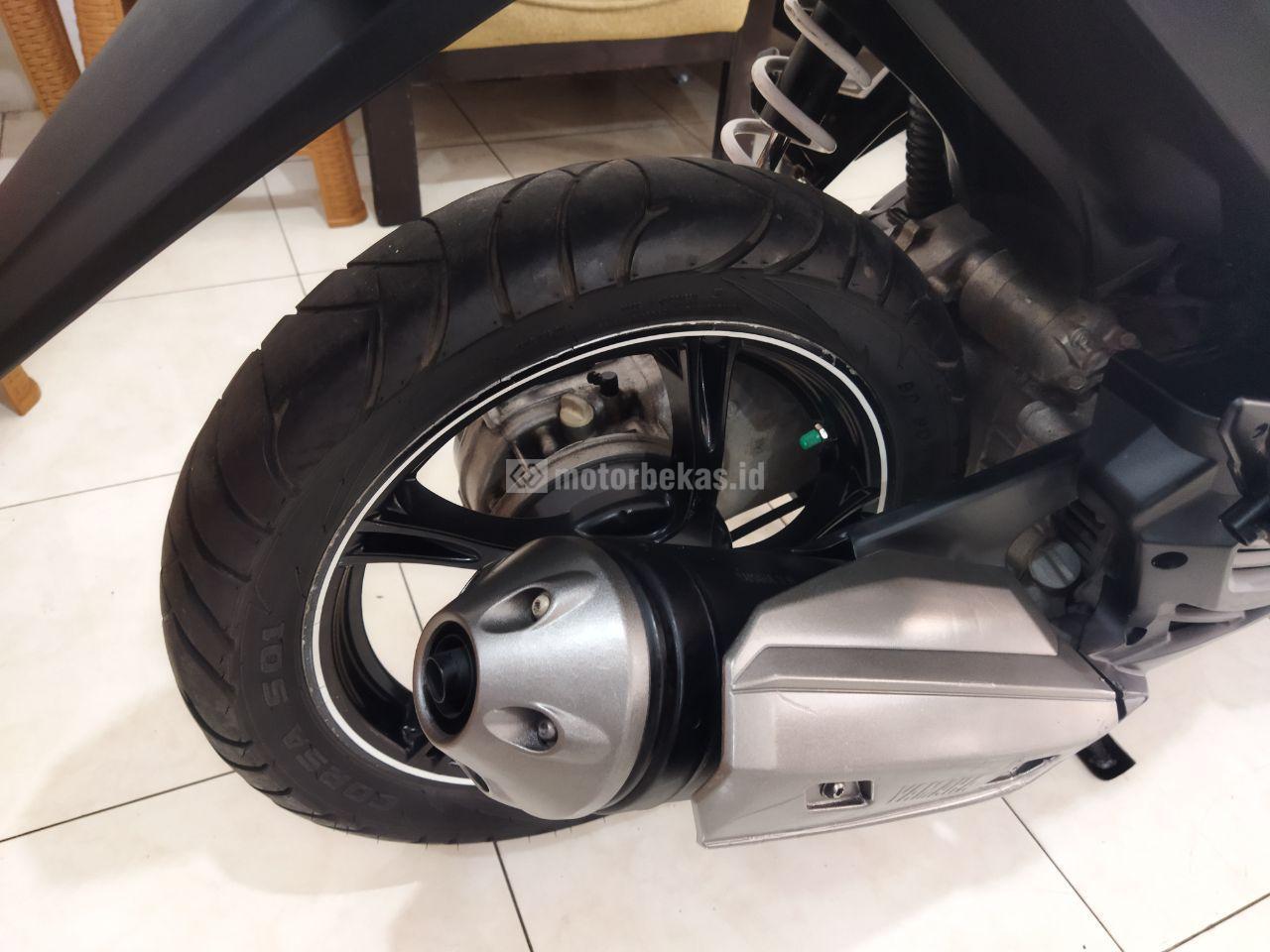 YAMAHA XEON GT 125 FI 1261 motorbekas.id