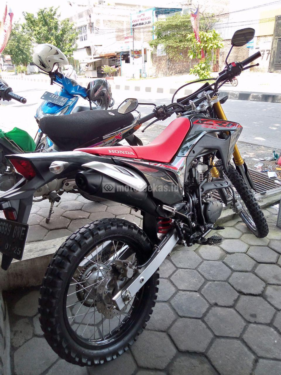 HONDA CRF 150L  1034 motorbekas.id
