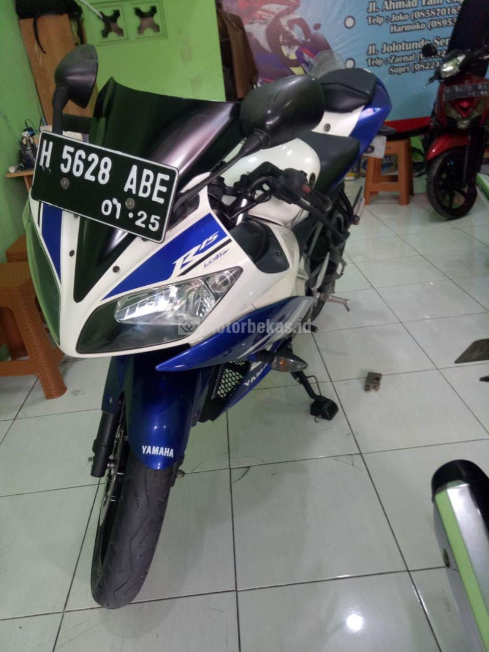YAMAHA R15  1232 motorbekas.id