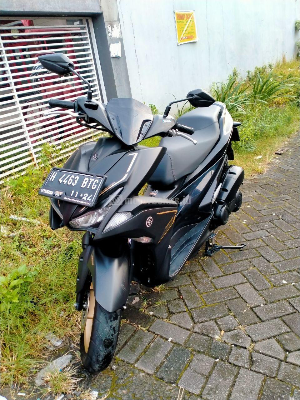 YAMAHA AEROX 155 ABS 1397 motorbekas.id