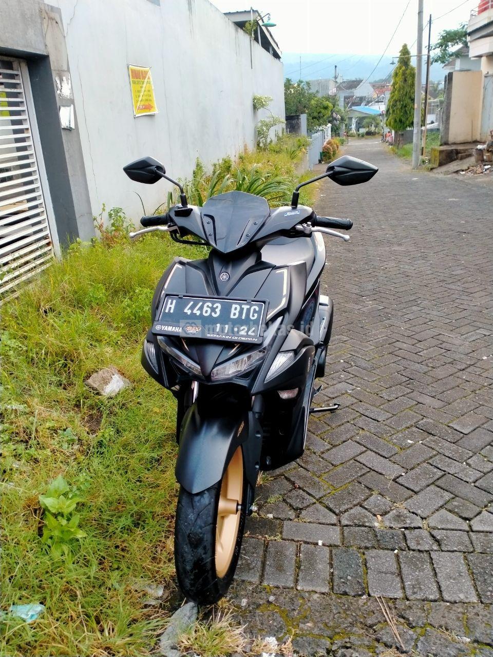 YAMAHA AEROX 155 ABS 1398 motorbekas.id
