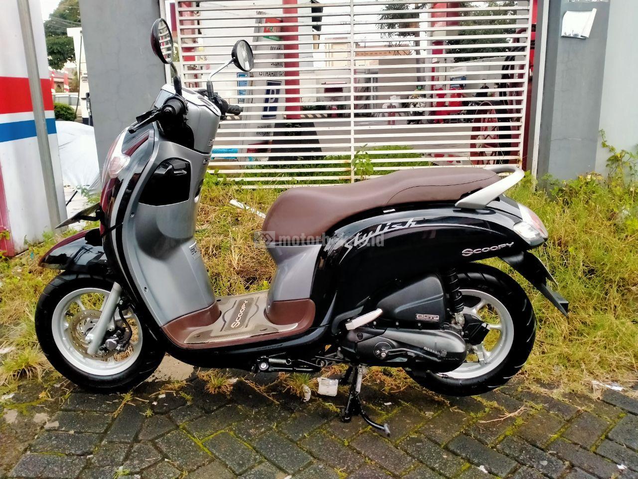 HONDA SCOOPY  1440 motorbekas.id
