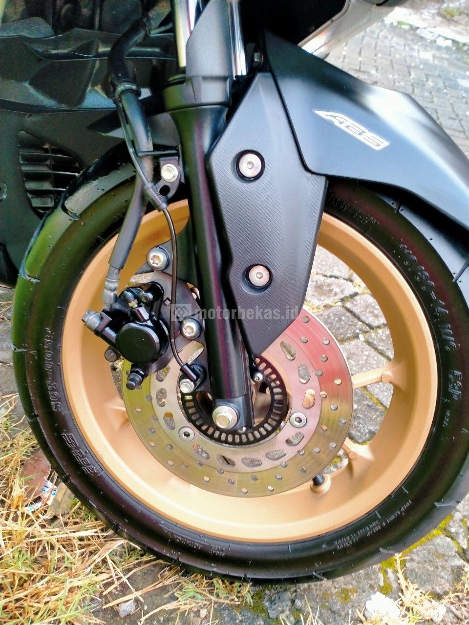 YAMAHA AEROX 155 ABS 1395 motorbekas.id