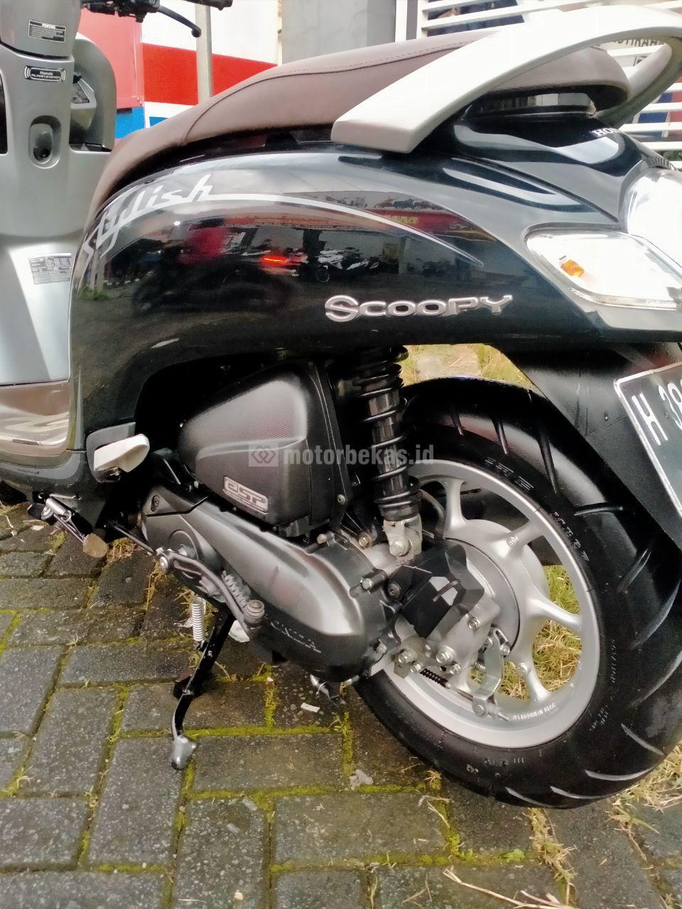 HONDA SCOOPY  1444 motorbekas.id
