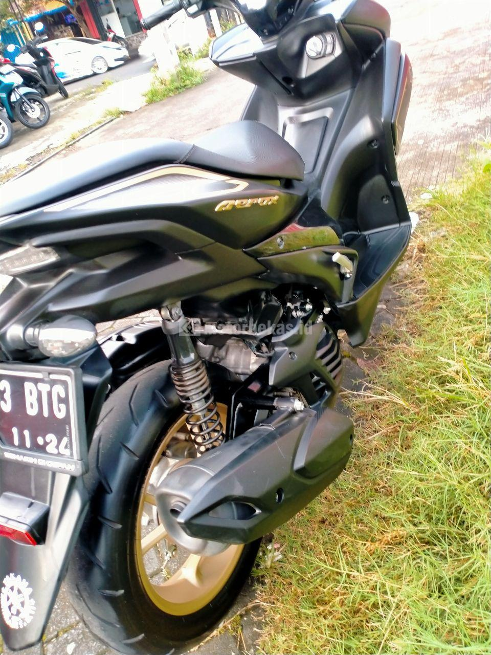 YAMAHA AEROX 155 ABS 1396 motorbekas.id