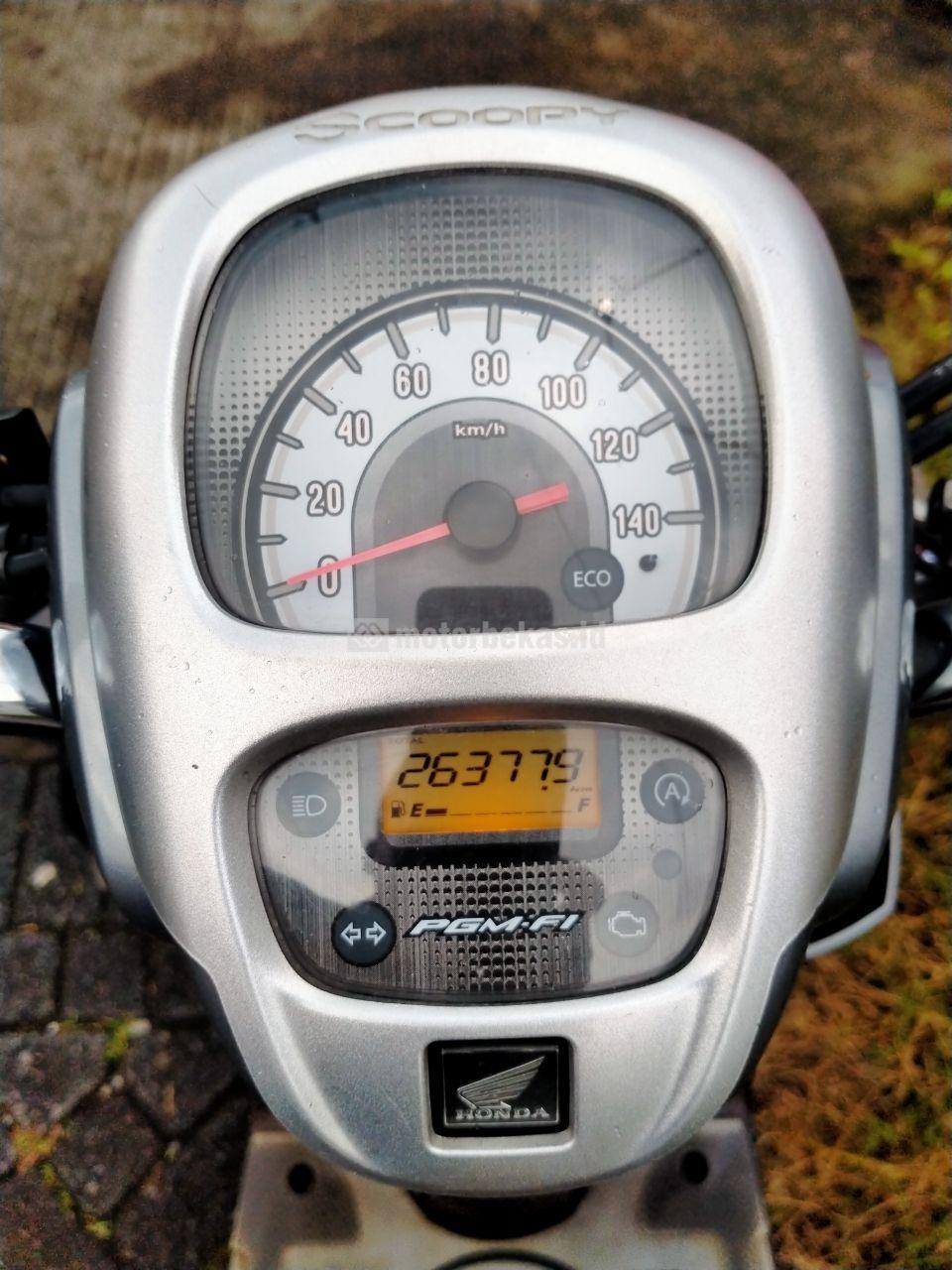 HONDA SCOOPY  1441 motorbekas.id