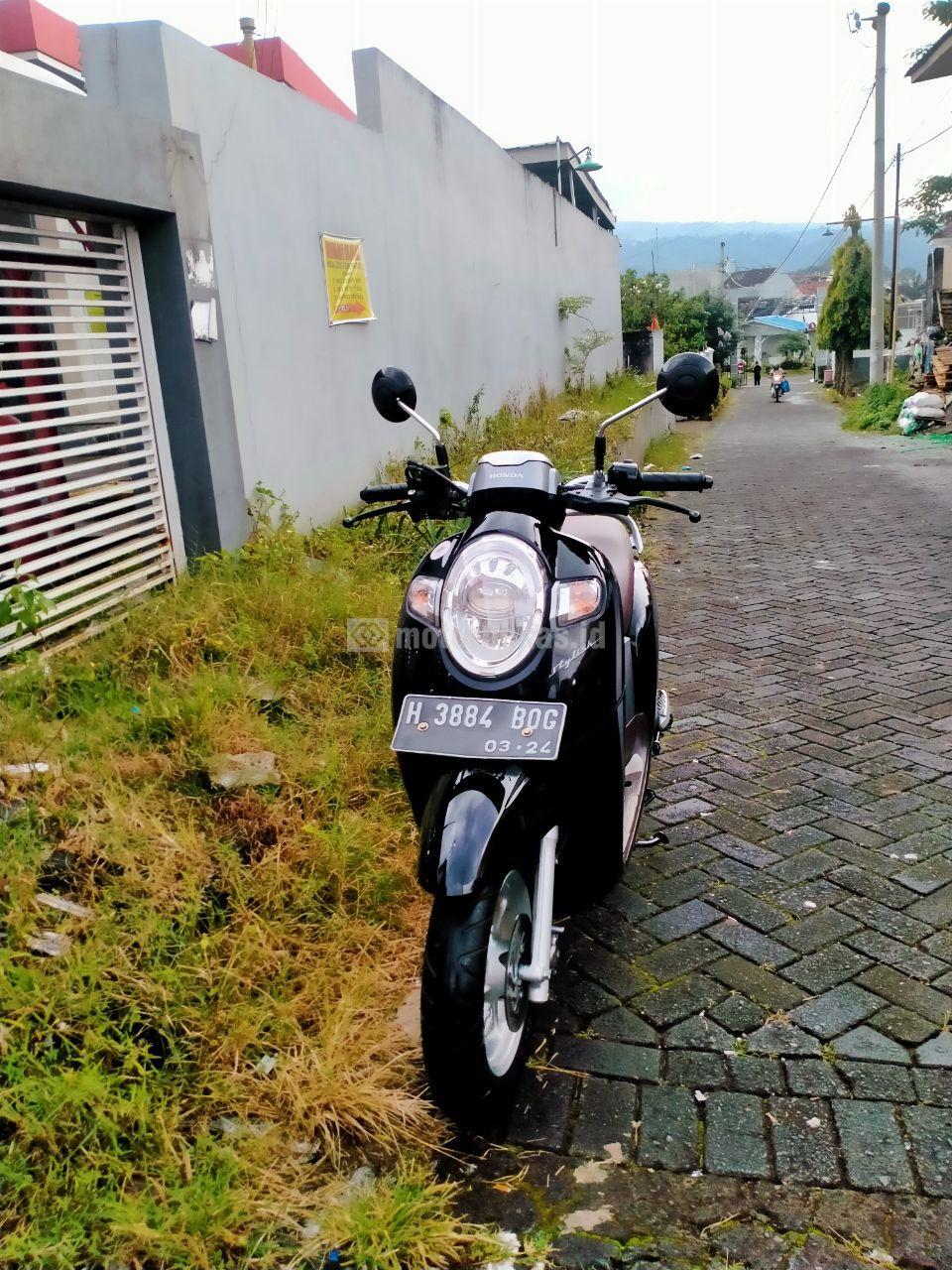 HONDA SCOOPY  1443 motorbekas.id