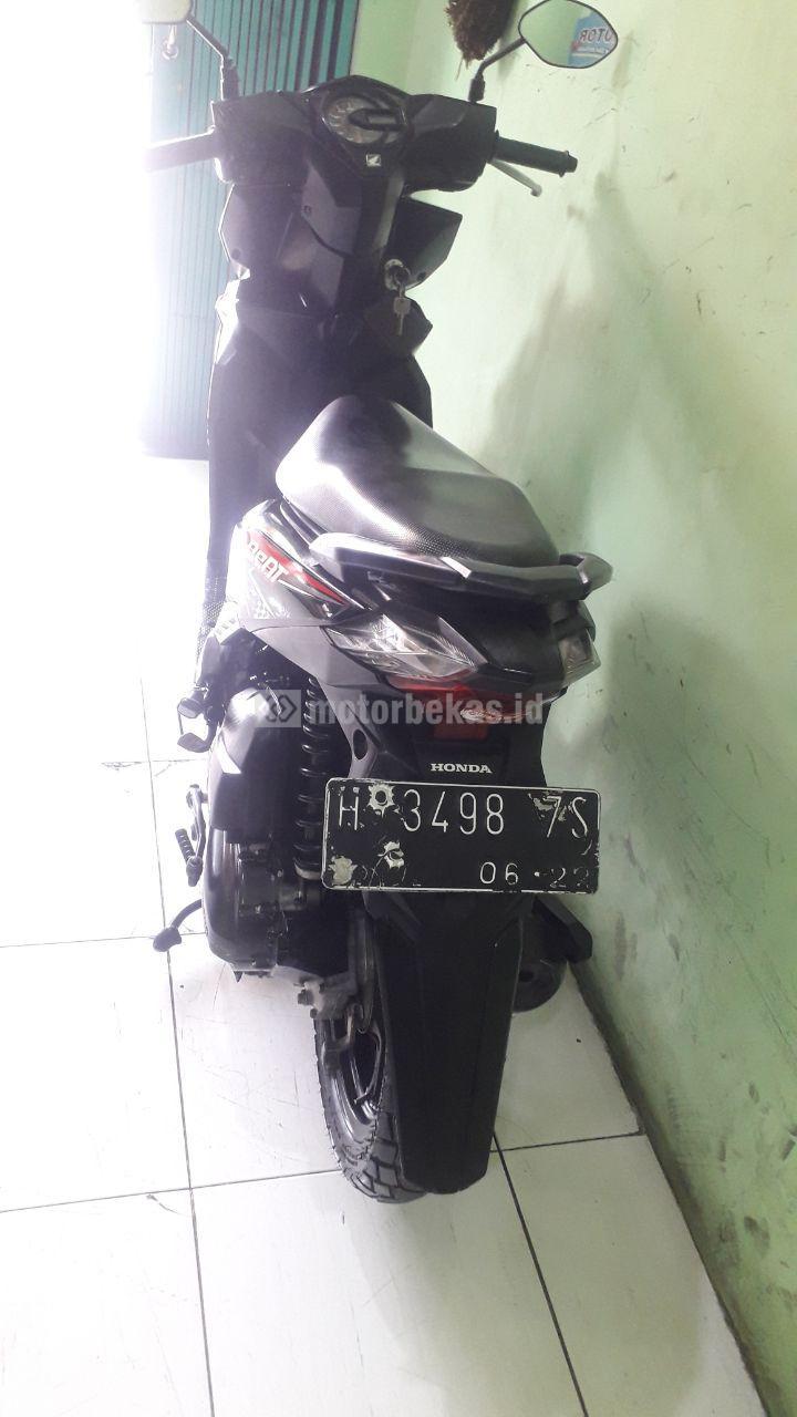 HONDA BEAT CW FI  1448 motorbekas.id