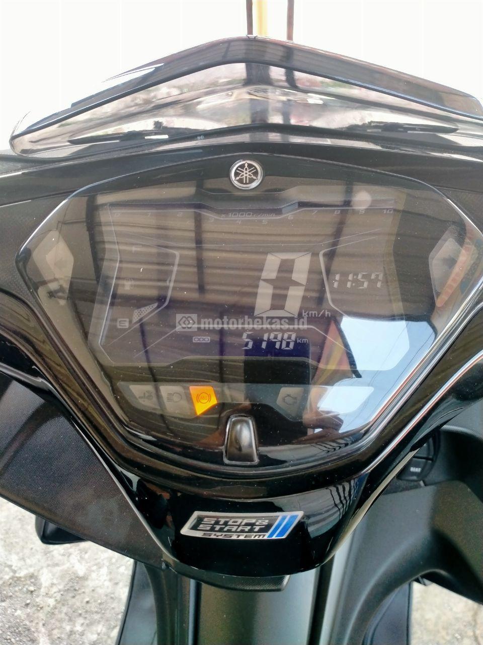 YAMAHA AEROX 155 ABS 1393 motorbekas.id