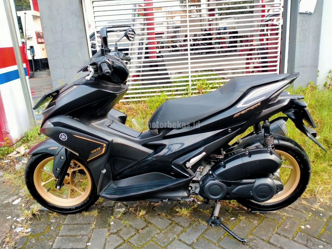 YAMAHA AEROX 155 ABS 1391 motorbekas.id