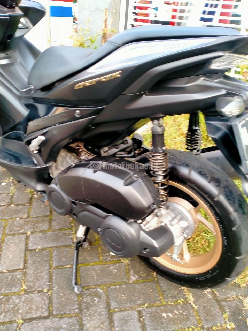 YAMAHA AEROX 155 ABS 1394 motorbekas.id