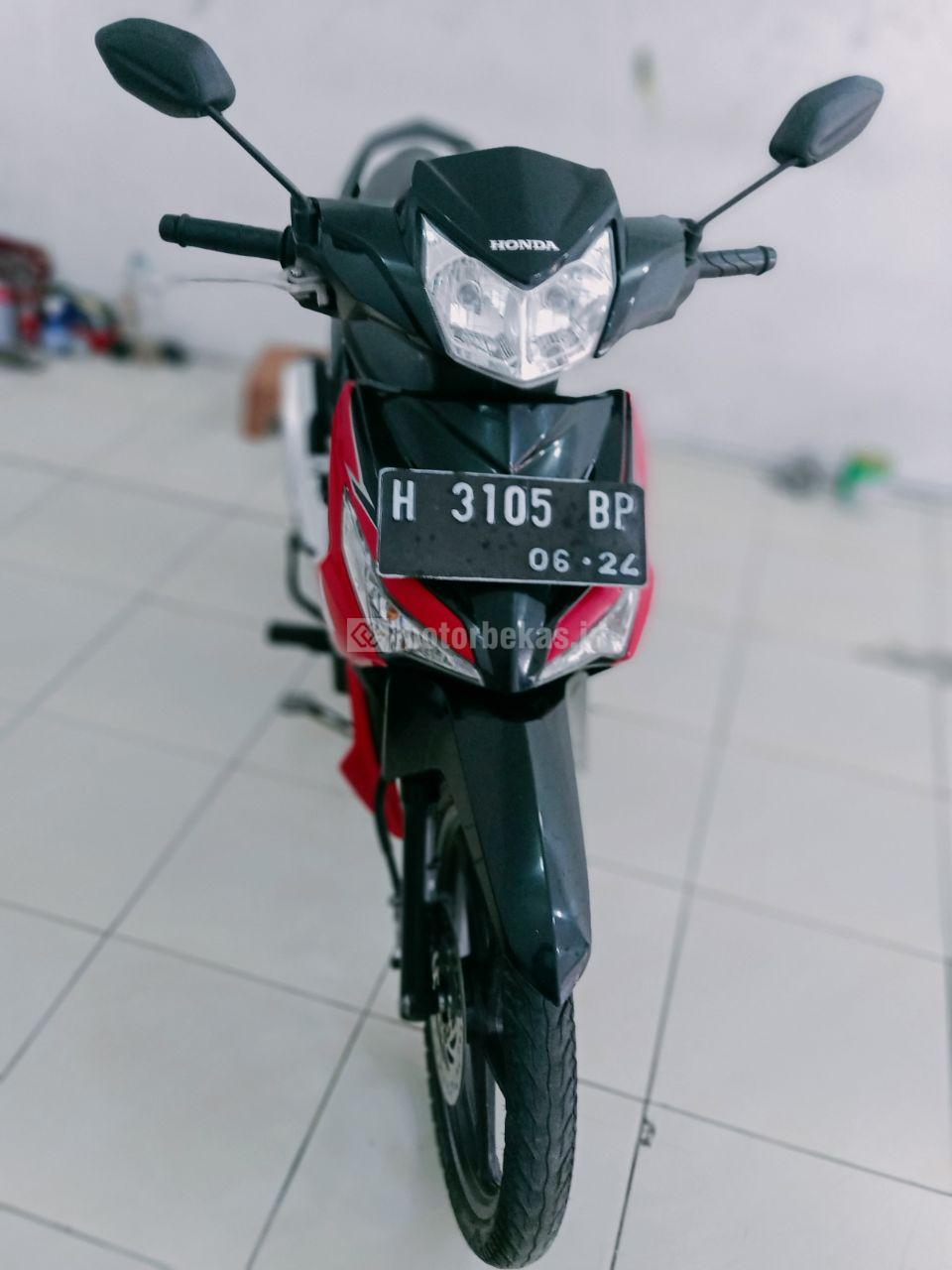 HONDA SUPRA X 125 FI 1567 motorbekas.id
