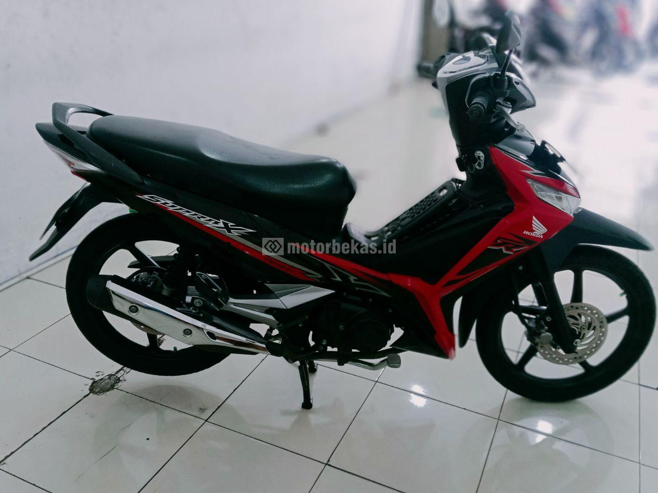 HONDA SUPRA X 125 FI 1566 motorbekas.id