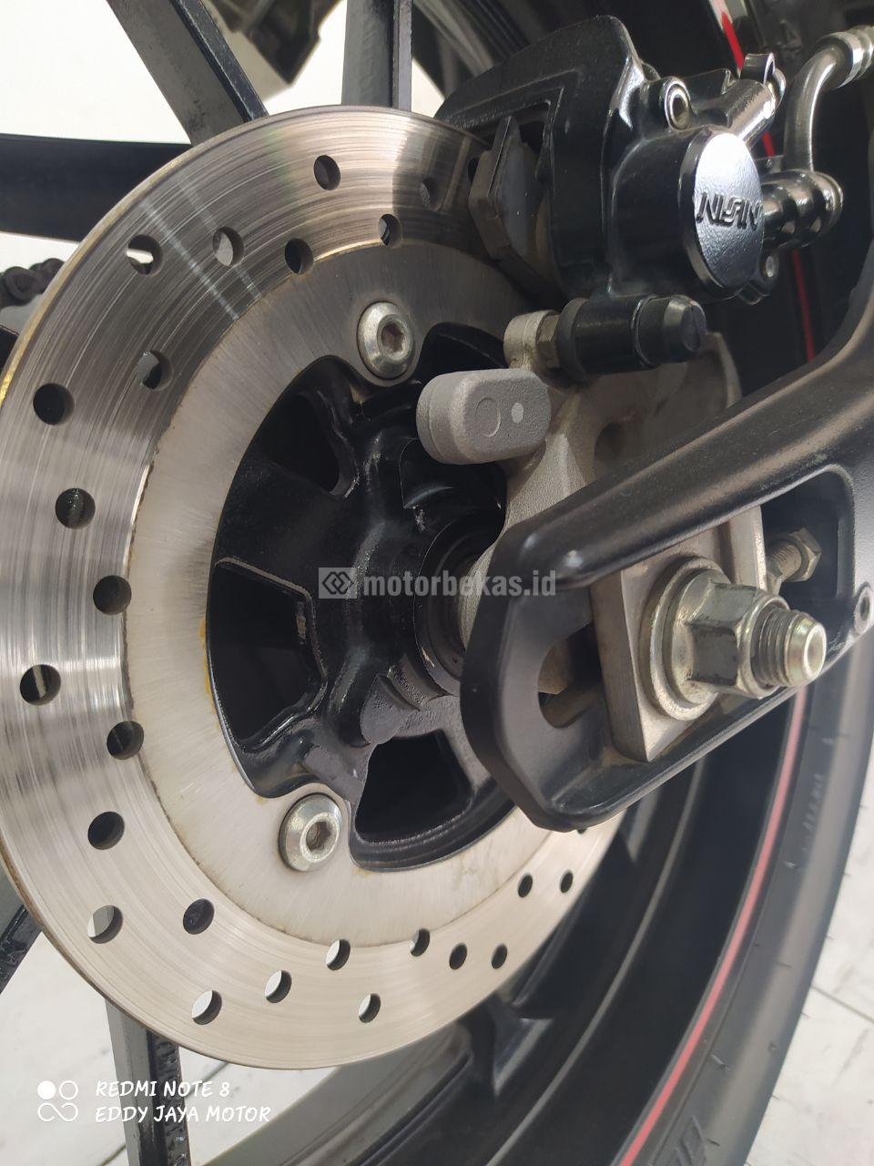 YAMAHA R15 155  1637 motorbekas.id