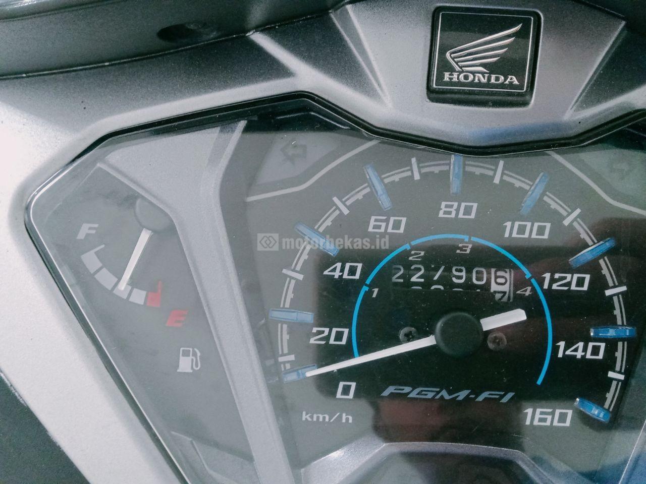 HONDA SUPRA X 125 FI 1569 motorbekas.id