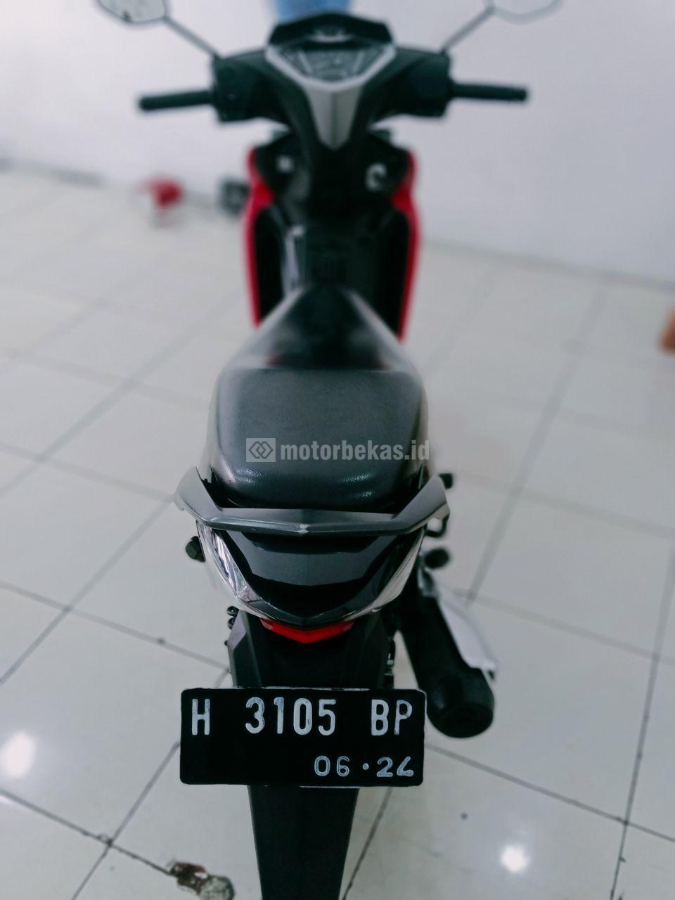 HONDA SUPRA X 125 FI 1564 motorbekas.id
